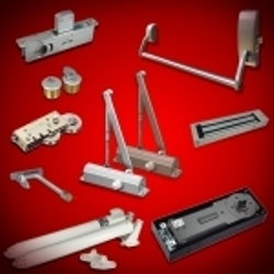 Door Hardware - Door hardware for wooden door, glass door and aluminum door