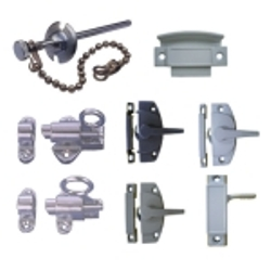 Window Locks - Sash lock, window lock