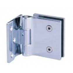 Non-Spring Glass Hinges