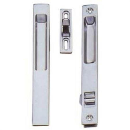 Flush sliding door handle - Flush sliding patio door handle set