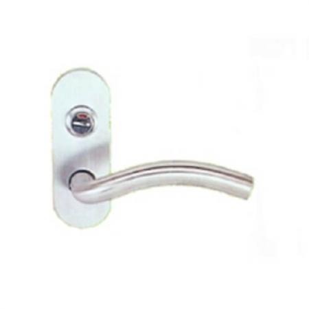 Рычажные ручки - Дверные ручки Leverset с индикатором переключателя.