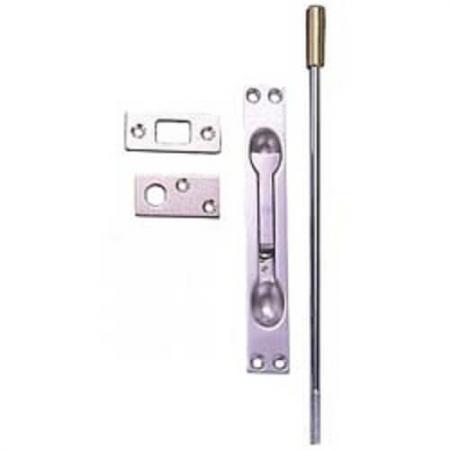 Manual Flush Bolt - Manual Flush Bolts, for metal doors.