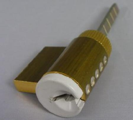 Patio Door Cylinder - Level-A quality condition, for Clearance Sale!