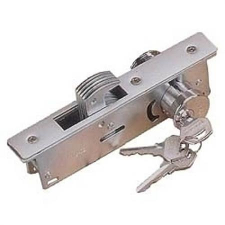 Sliding Door Hookbolt Lock - Deadlock, hook type