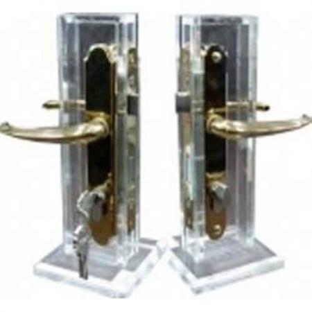 Storm Door Lock Handle - Storm door mortise Lock Handle Set