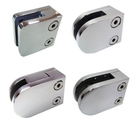 Glass Clamps - Glass clamp for balustrade
