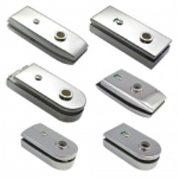 Shower room Lever Locks - Glass lever lock