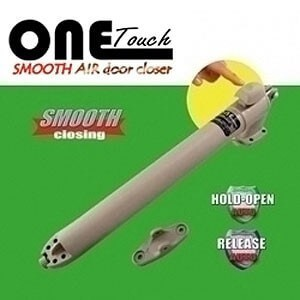 ONE Touch - Smooth Door Closer