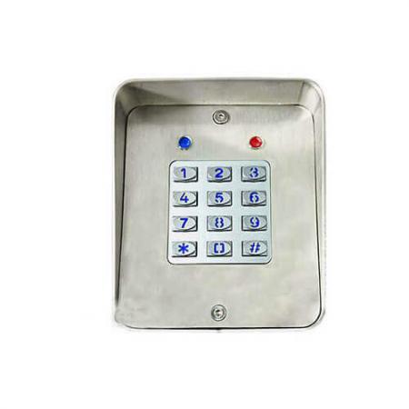 Key Pad - Контроллер доступа