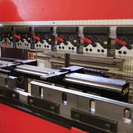 Stamping - Stamping press, Metalworking, Punch press