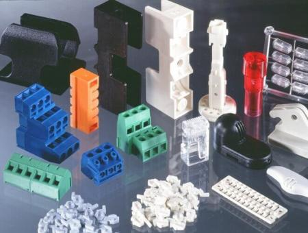 Plastic Injection - Plastic conponents