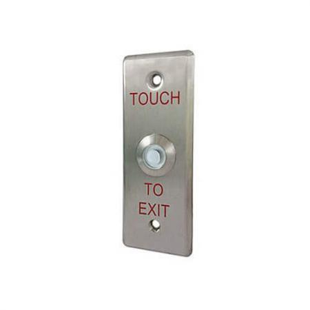 Выключатель выхода - Кнопка, аварийное отключение двери, переключатель клавиш