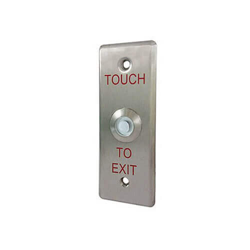 Exit Switch - Push Button, Emergency Door Release, Key Switch