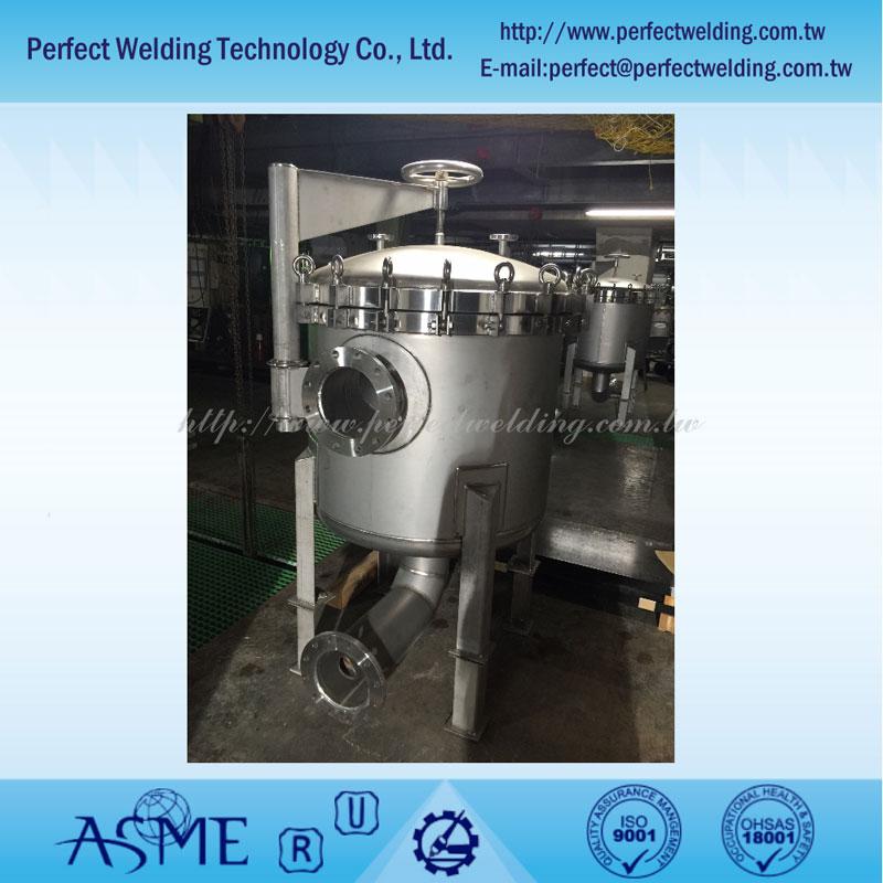 Duplex Stainless Steel Heat Exchanger