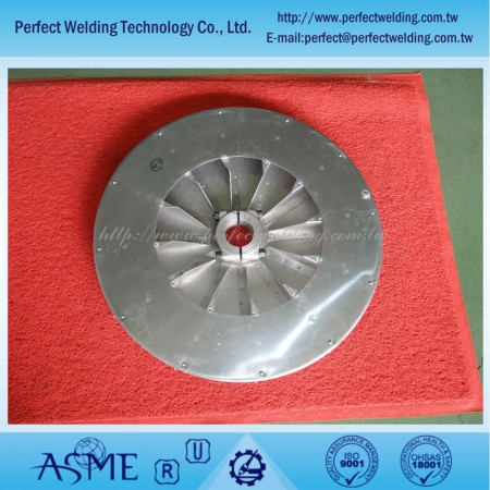 Aluminum Product for chemical plant