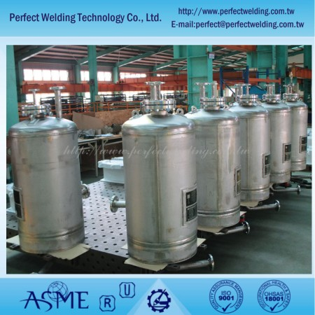 Duplex Stainless Steel Filter for Unclear Plant - Duplex Stainless Steel Filter
