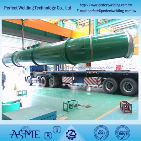 Duplex Stainless Steel Piping for Desalination Plant