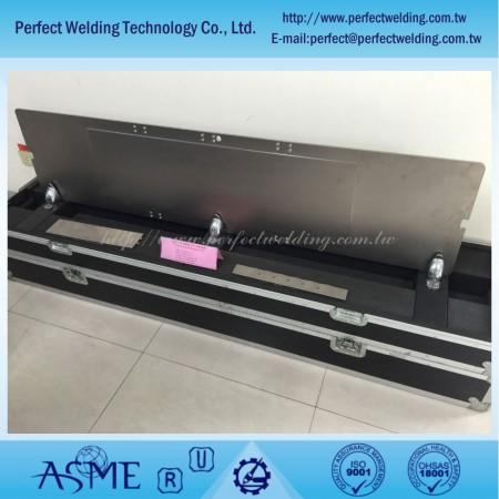 Titanium Cooling Backing Plate - Titanium Cooling Backing Plate