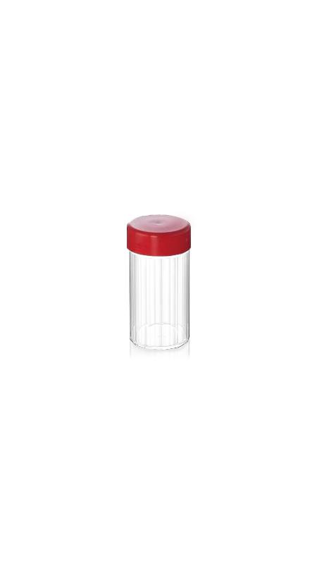 PET Chinese Medicine Jar