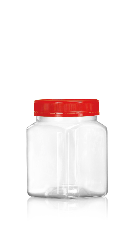 Pet-Plastic-Bottles-Octagonal-D808