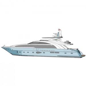 Superyacht personalizado MF 112