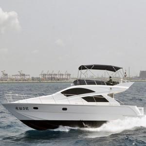 双体船型游艇MF45