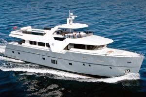 E Class Explorer Yachts