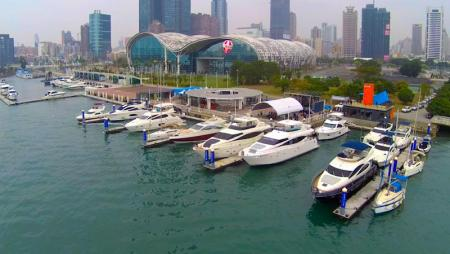 New Open!! Kha Shing Pier 22 Marina