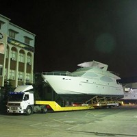 Delivery Three Yachts