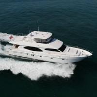 Monte Fino 80 Flybridge Motor Yacht Youtube video