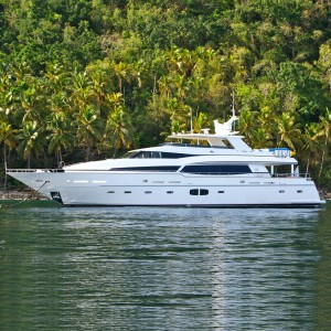 MF 100 RPH Custom Yacht