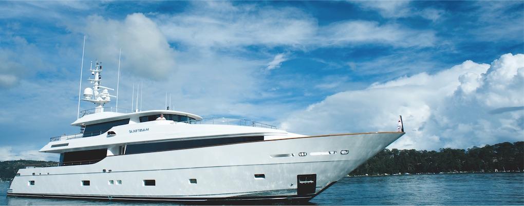 蒙帝菲諾遊艇